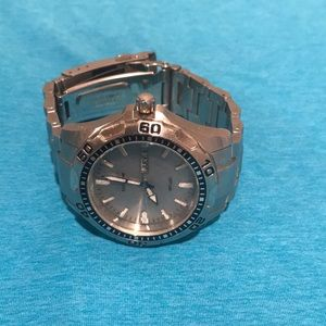 Men's Citizens Eco Drive Stainless Steel Watch
